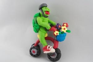 Turtle on a Trike